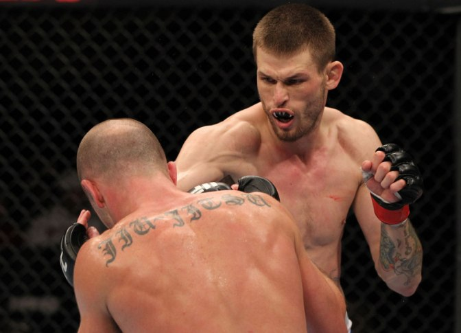 Tim Means gets fourth fight of 2014